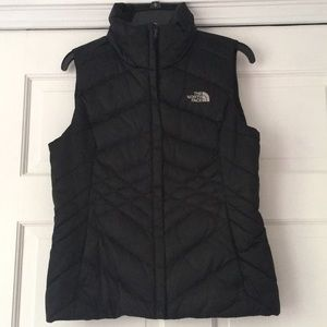NorthFace down puffer vest